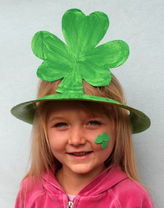 Easy Shamrock Hat