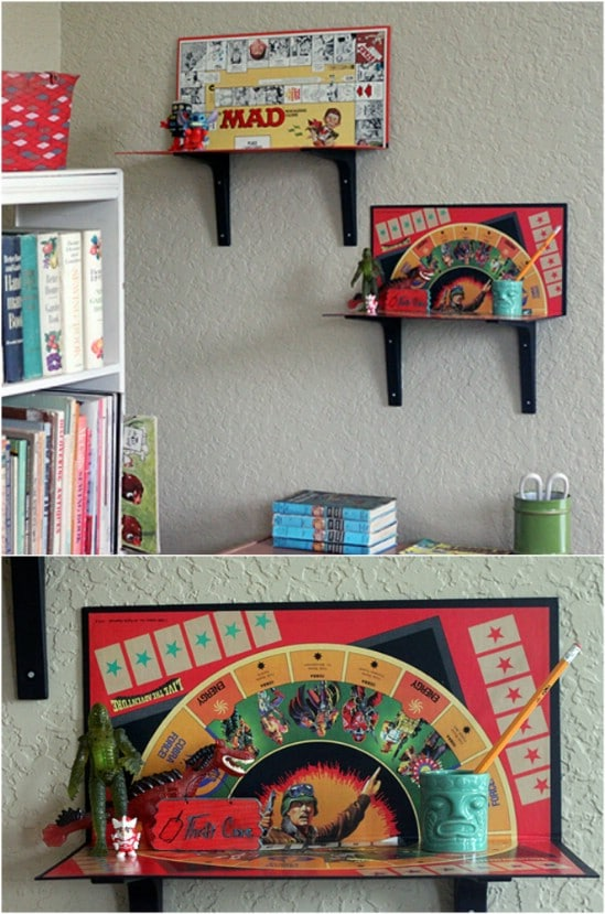 20 Fun And Exciting Ways To Repurpose Old Board Games
