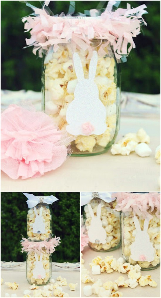 Bunny Munch Jars