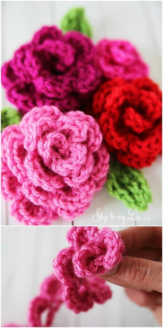 100 Free Crochet Patterns That Are Perfect For Beginners - Page 3 ...