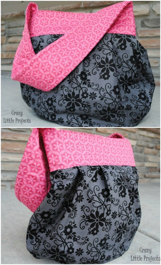 71958e16fb1c 60 Gorgeous DIY Tote Bags With Free Patterns For Every Occasion ...
