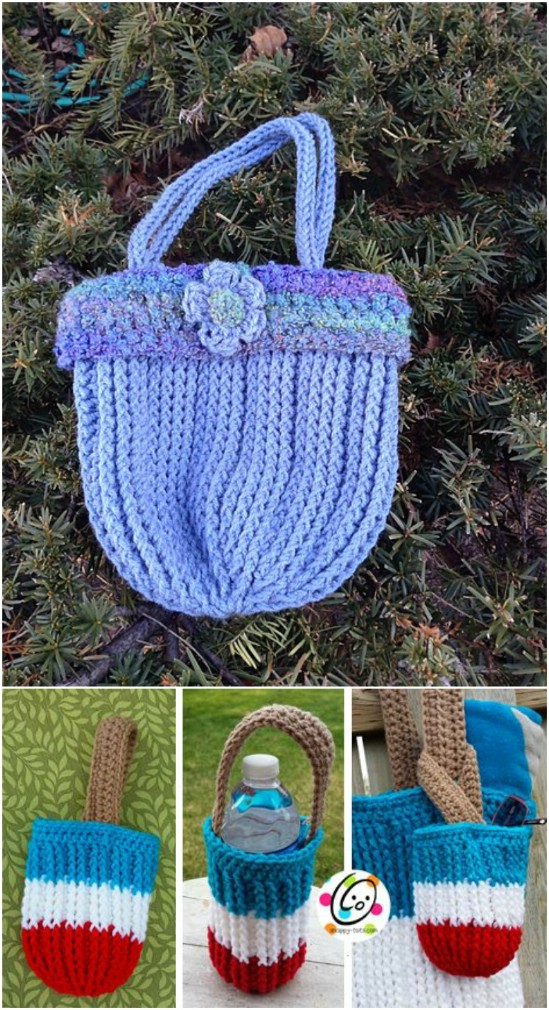 Summer Popsicle Bag Pattern
