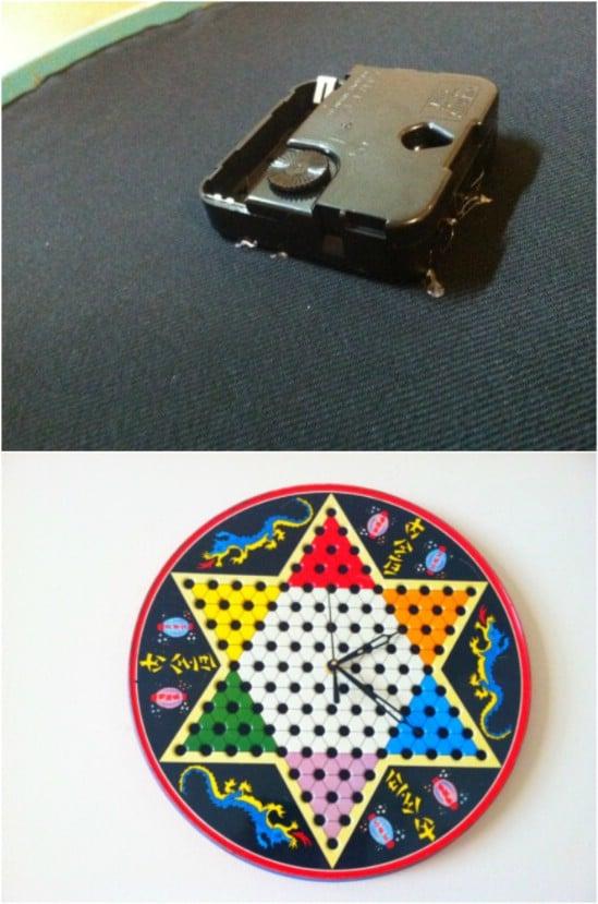Chinese Checkers Clock