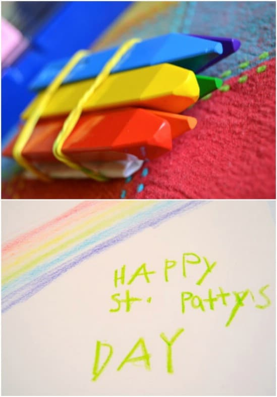 Easy Colored Rainbows
