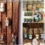 30 Mind Blowing DIY Mason Jar Organizers You'll Want To Make Right Away