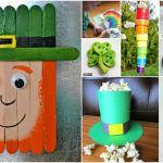 45 Fantastically Fun St. Patrick's Day Crafts For Kids