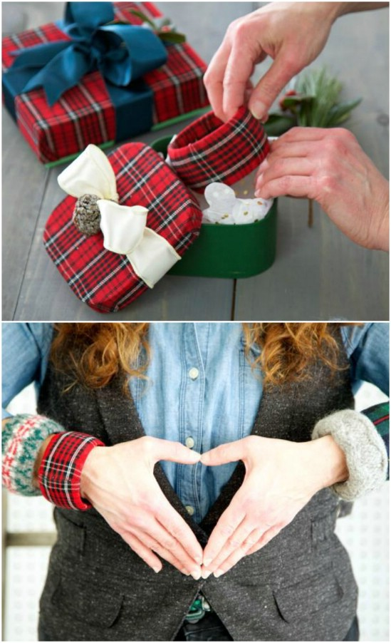 25 Creative Ways To Reuse And Repurpose Old Flannel Shirts