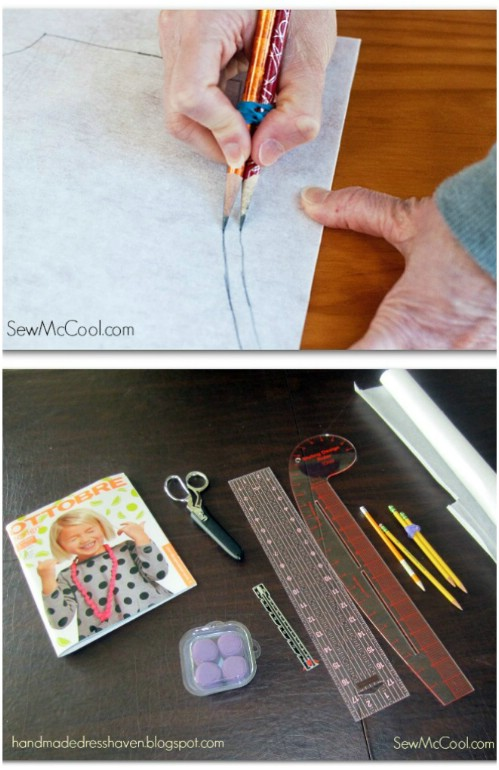 Quick Hack To Mark Seam Allowance