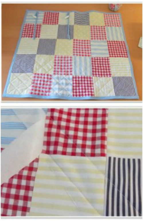 Stitching Perfect Quilt Lines
