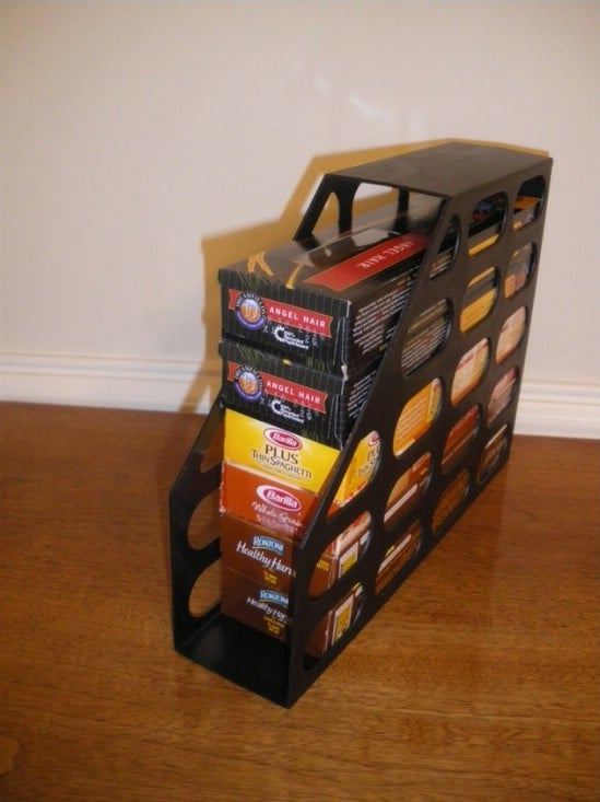 Boxed Food Organizers