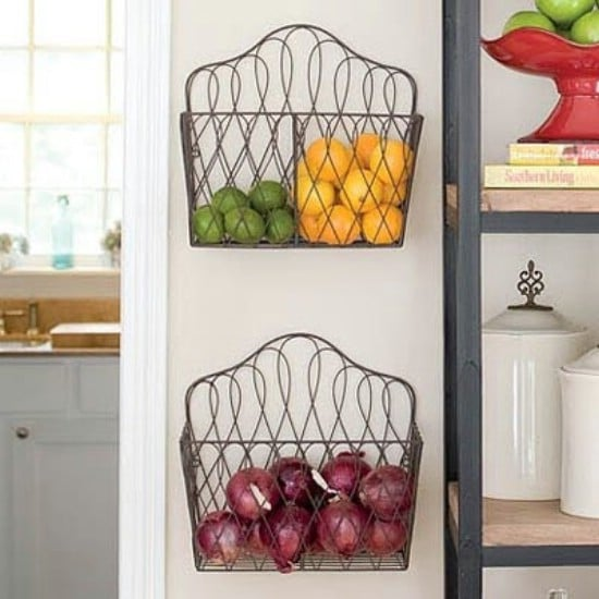 Fresh Fruit and Produce Storage