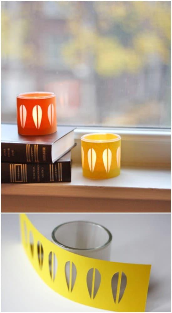 Cathrineholm Enamelware Candles