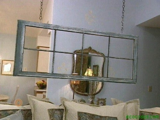 Easy Hanging Room Divider