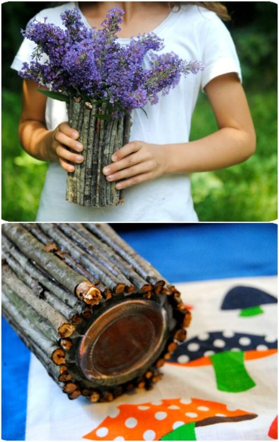 Twig Jar Vase