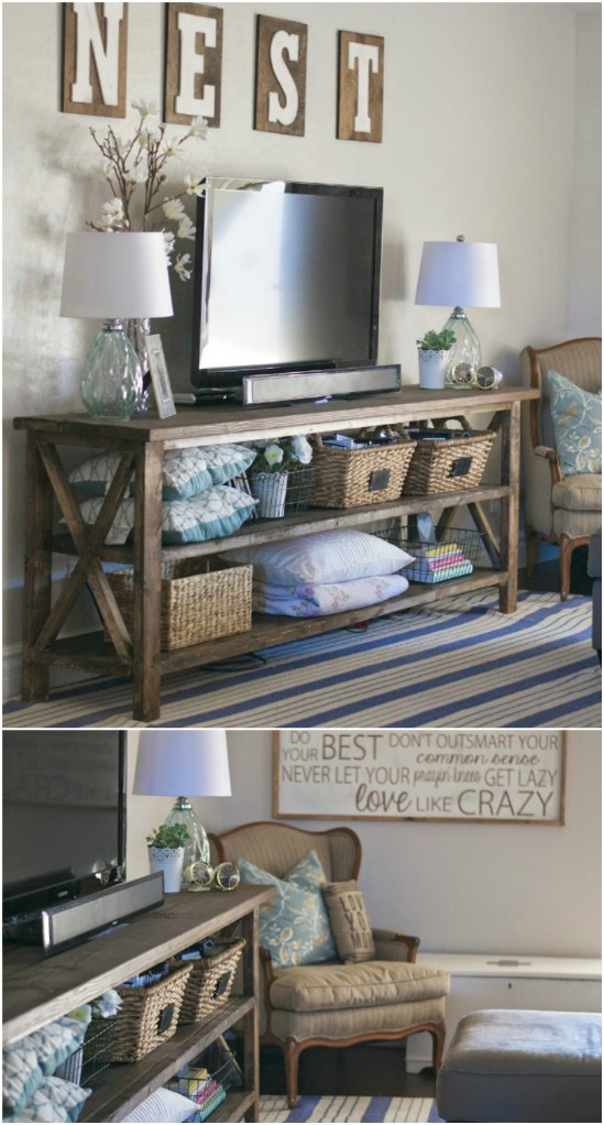 Give Your Media Center A Diy Makeover With These 10
