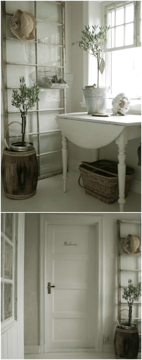 Gorgeous Bathroom Shelf