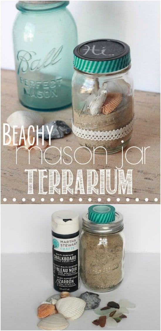 Beachy Terrarium