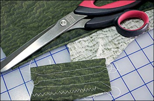 Test Your Stitch Before You Sew