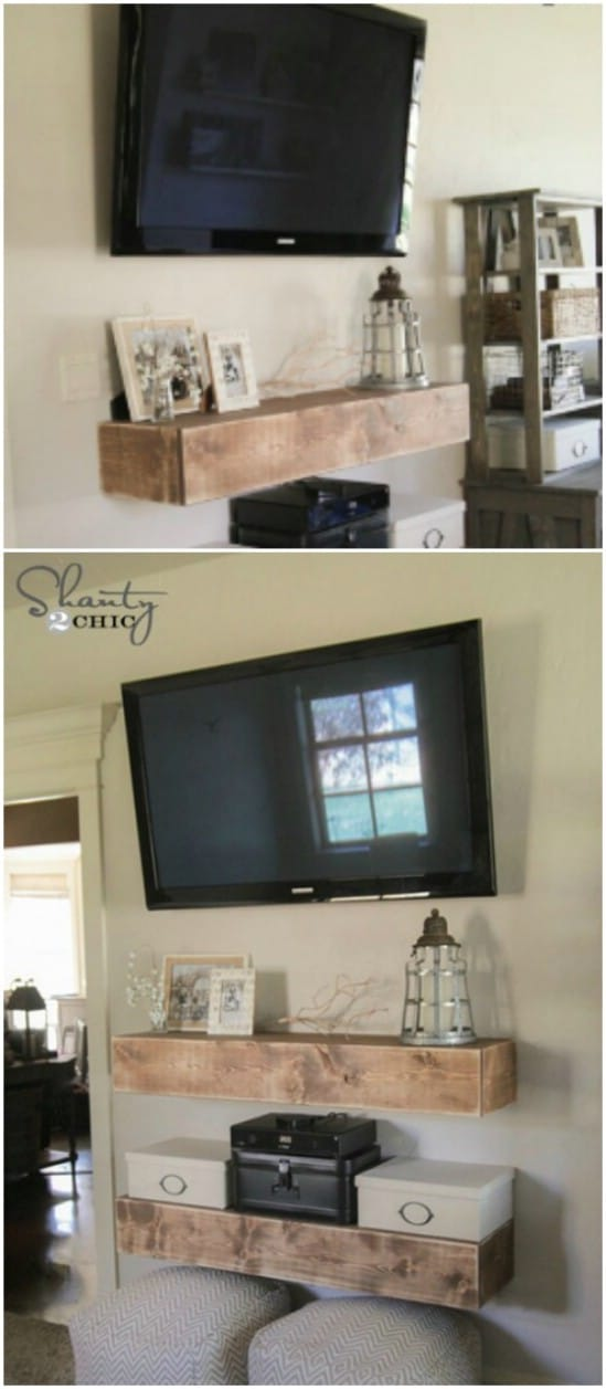 Give Your Media Center a DIY Makeover With These 10 ...