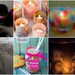 15 Decorative And Easy Candles And Votives You Can DIY For Under $1