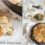 Easy And Delicious – Cast Iron Skillet Chicken Pot Pie Is A Family Dinner Favorite