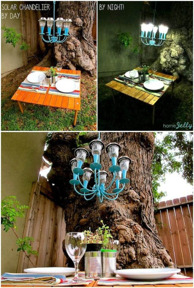 Solar Outdoor Lighting Ideas Diy Projects
