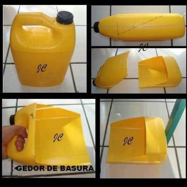 Easy DIY Dustpan