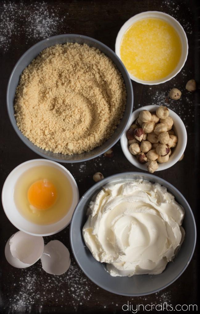 Ingredients list: