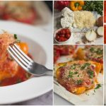 Yummy Three Cheese Stuffed Peppers Are A Wonderful Italian Meal In One Dish