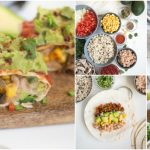 These Vegan Burritos Are The Perfect Low Fat High Protein Snack