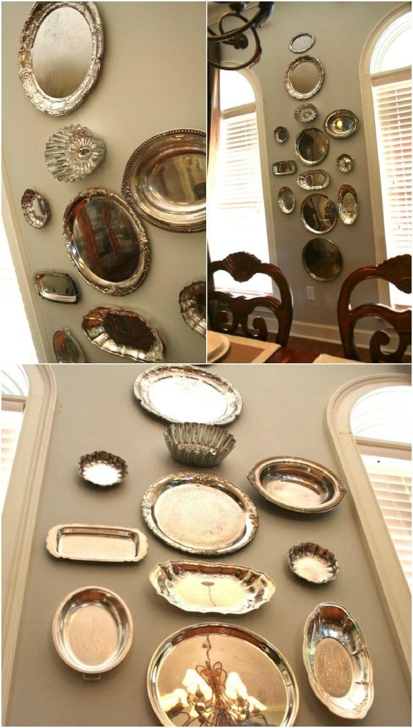 Vintage Baking Tin Art