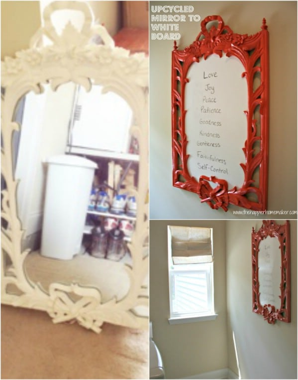 20 Brilliantly Crafty DIY Ideas To Upcycle Broken Mirrors - DIY & Crafts
