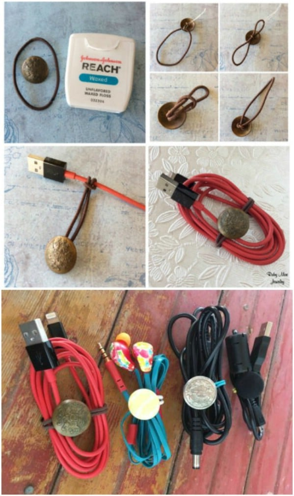 DIY Jeweled Bobby Pins