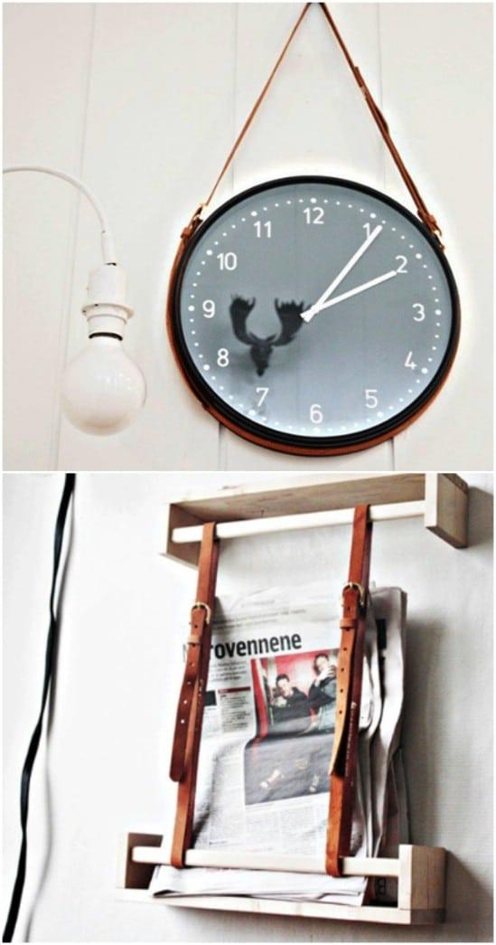 Elegant Clock Hanger