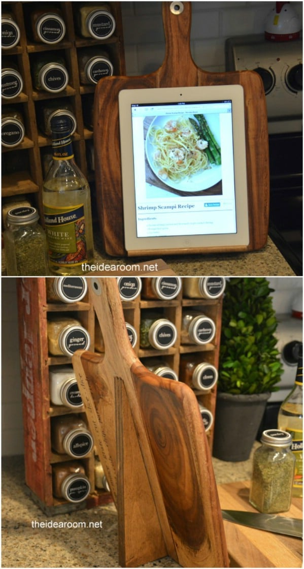 50 Brilliant Repurposing Ideas To Turn Old Kitchen Items Into