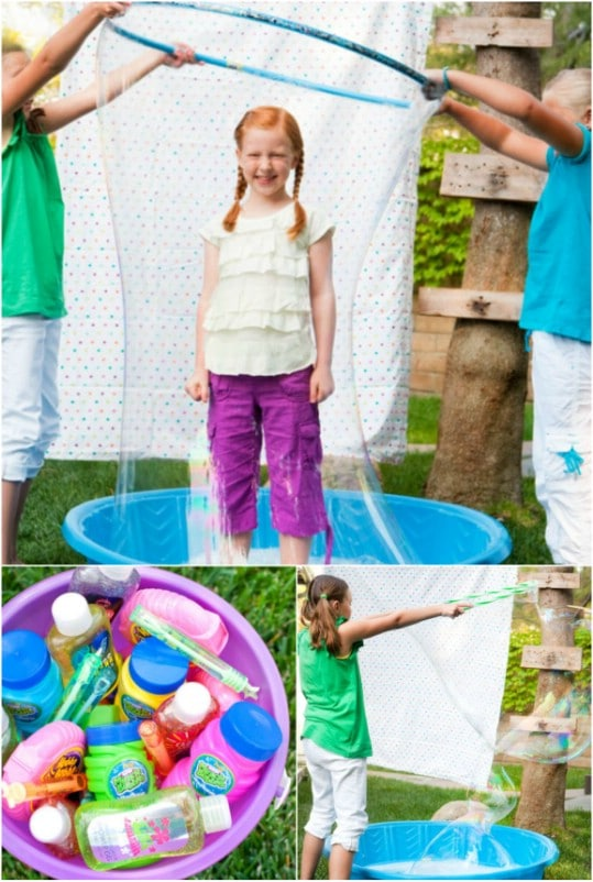 Extra Large Bubble Fun
