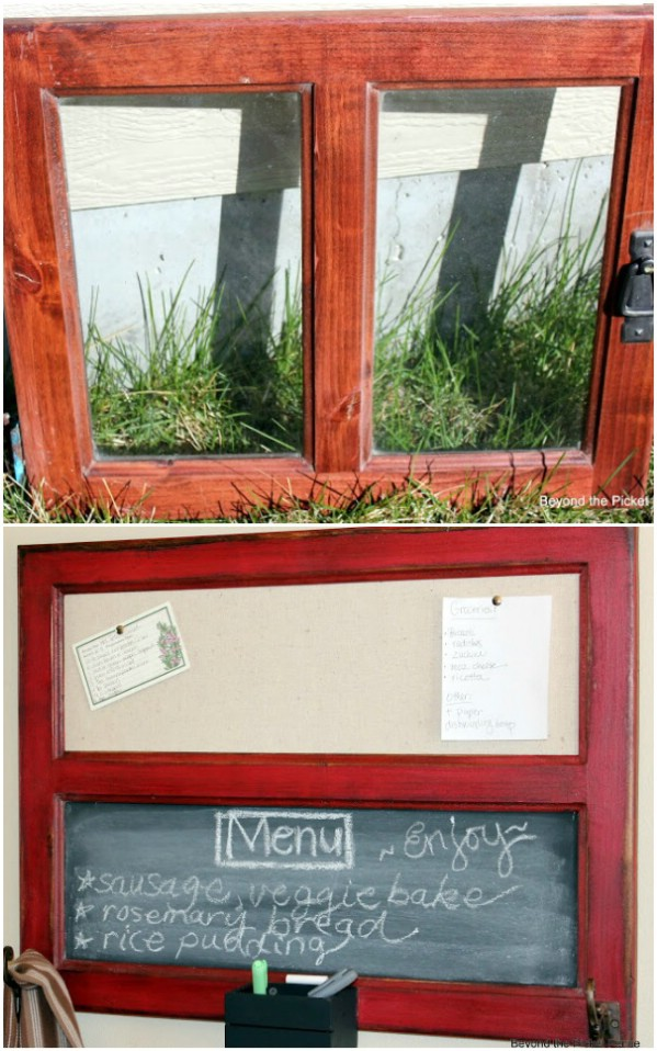Easy DIY Family Communication Board