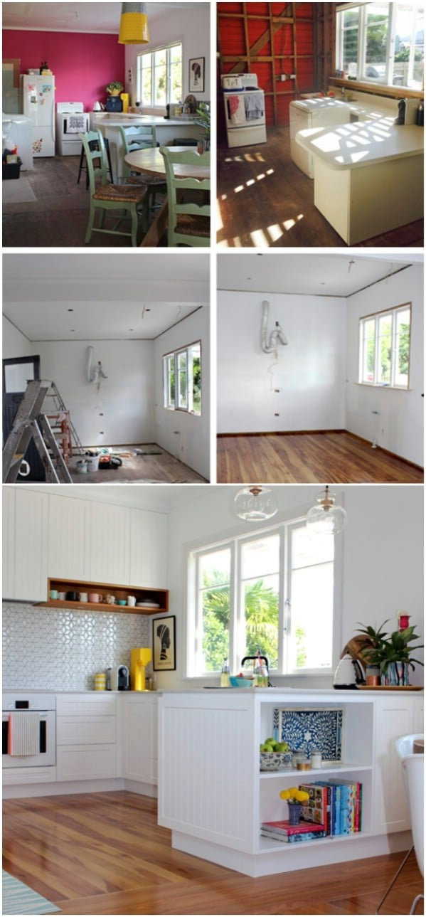17 Inspiring DIY Kitchen Remodeling Ideas - Style Motivation