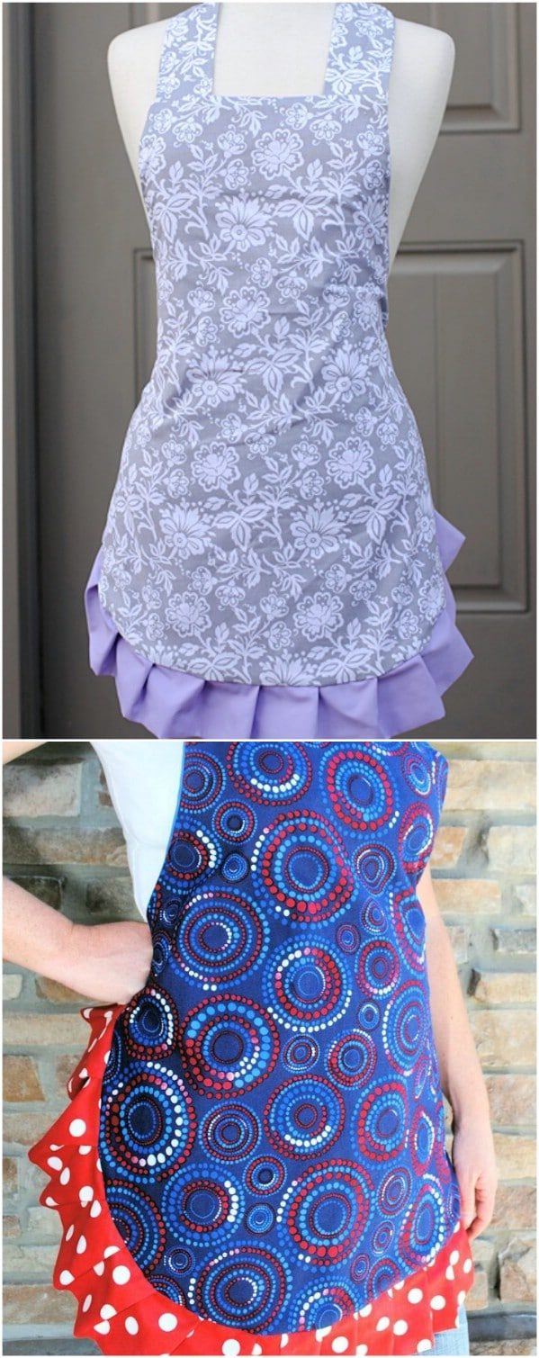 Cute DIY Apron