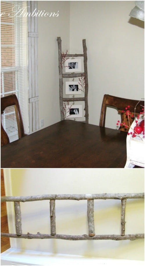 Gorgeous DIY Photo Display