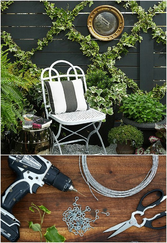 Living Garden Trellis