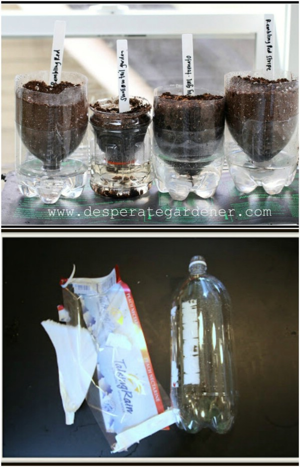 Self-Watering See4d Starter With Plastic Bottles