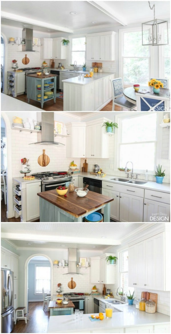 Colorful Kitchen