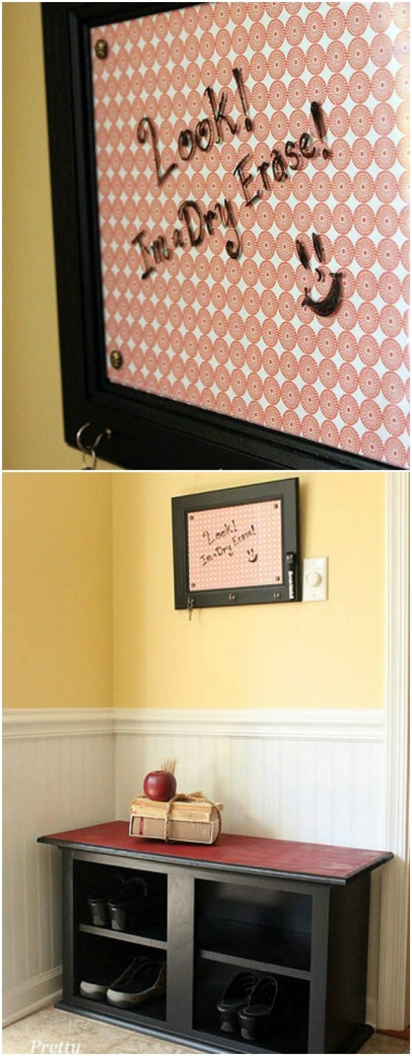 25 DIY Projects Made From Old Cabinet Doors – It\'s Time To Repurpose ...