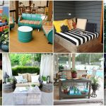 80 Brilliant DIY Backyard Furniture Ideas That Will Give Your Outdoors Character