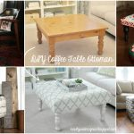 20 Fabulously Decorative Ottomans You Can Easily Make Yourself