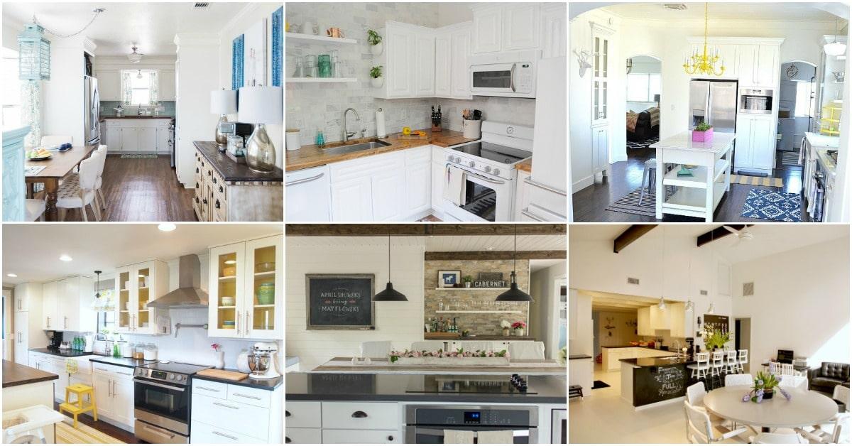 48 Inspiring DIY Kitchen Remodeling Ideas That Will Frugally Classy Kitchen Remodeling Ideas