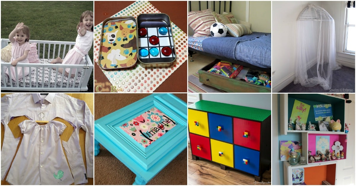 Projects Turn Household Items Into Magical Things