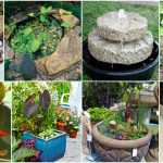 20 Charming And Cheap Mini Water Garden Ideas For Your Home And Garden