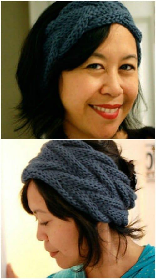 Easy Crochet Vanessa Headband